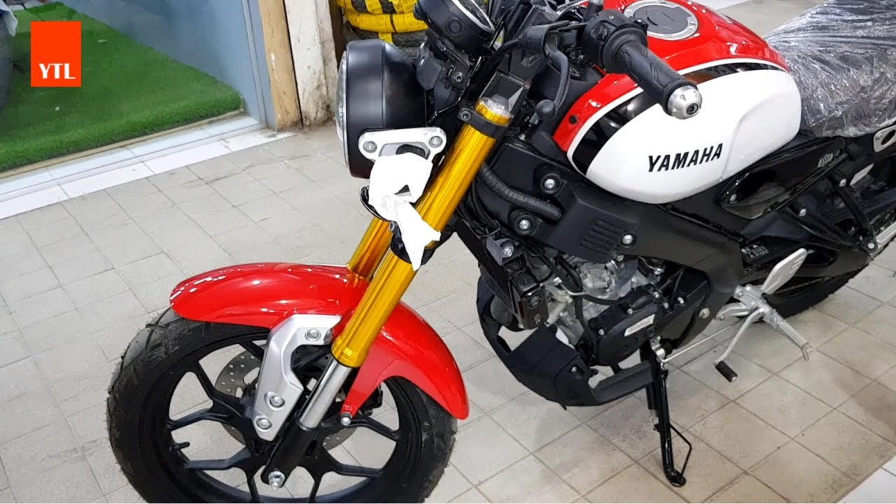New Fashionable YAMAHA [  XSR155 DD ] Videos & info 2020