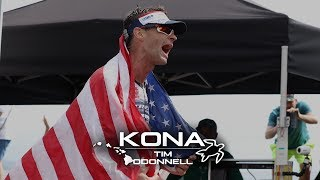 The Race of a Life time || 2nd Place at Ironman World Championship