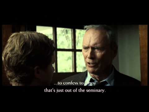 "Gran Torino - The Opening (part 3)- ""Kill you to buy American?"""