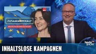 Die Europawahl entscheidet über das Schicksal des Kontinents