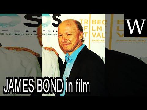 JAMES BOND in film - Documentary