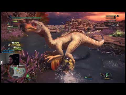 Monster Hunter Worlds - Game Explanation & Gameplay thumbnail