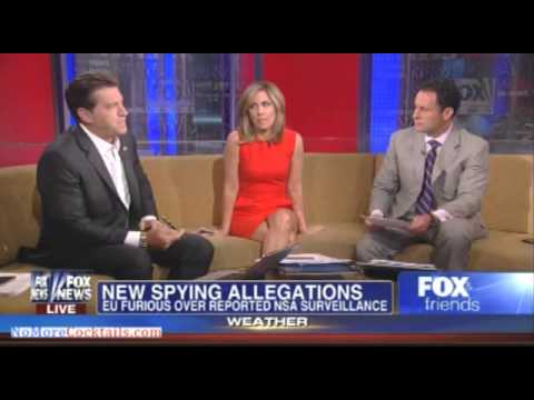 Watch the explosive clash between Eric Bolling & Brian Kilmeade when they argue about Snowden