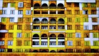 """Световое шоу """"Круг света 2012"""" на фасаде гостиницы Москва"""