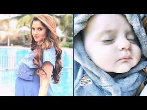 Sania Mirza and Shoaib Malik Son - YouTube