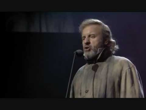 "Colm Wilkinson ""Soliloquy ( What have i done)""Les Miserables 10th anniversary edition"