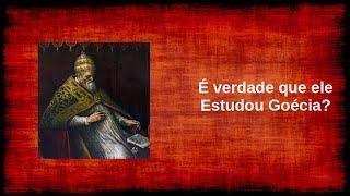 O Grimório do Papa Honório.