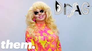 Trixie Mattel Explains the History of the Word 'Drag' | InQueery | them.