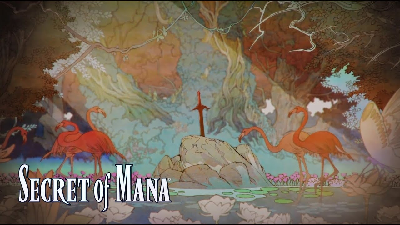 Secret of Mana - Trailer