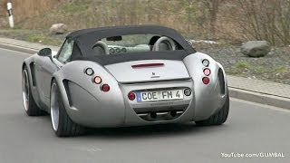 Wiesmann GT MF4 Car Wallpapers Videos