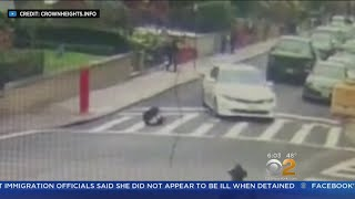 Search Is On For Brooklyn Hit-And-Run Driver