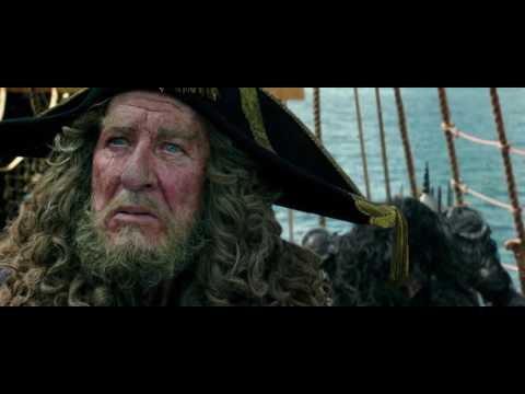 Pirates of the Caribbean: Dead Men Tell No Tales | Official Australian HD Trailer | May 25 2017