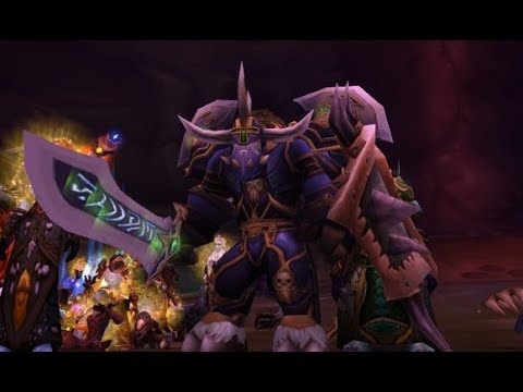 Classic WoW Raiding and PvE Prot Warrior Talents