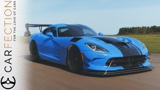 Dodge Viper ACR Holy Crap This Thing Is Awesome - Carfection