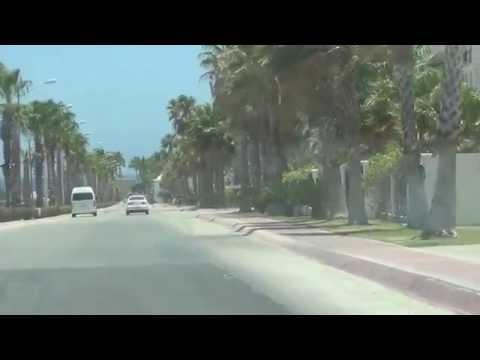 Driving in Mexico, Cabo San Lucas, Pueblo Bonito Hotel
