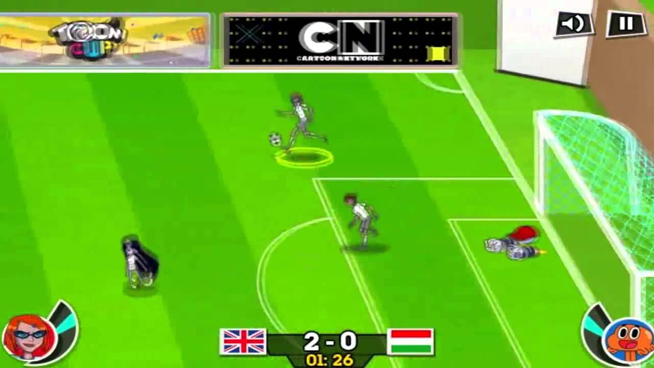 TOON CUP 2013 CARTOON NETWORK GAMES | cartoon network ...