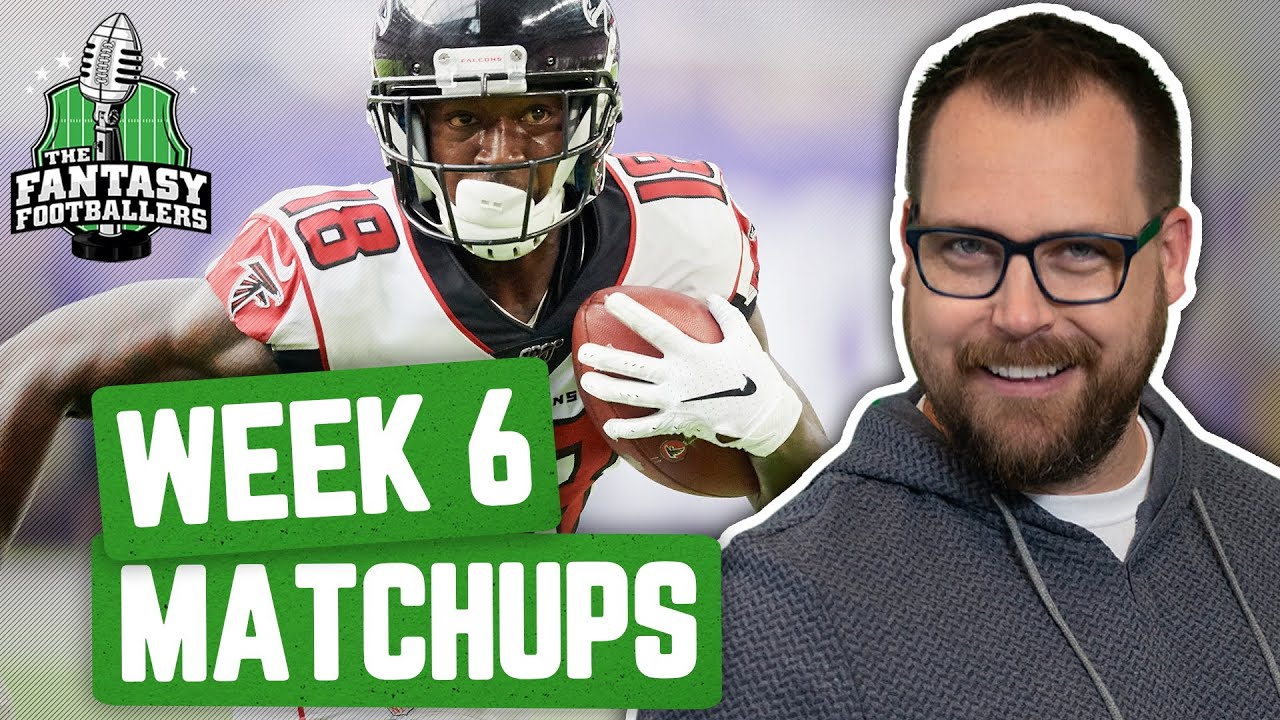 Download Fantasy Football 2019 - Week 6 Matchups + In-or-Out, Oh Yeahhhhhhhhh! - Ep. #794