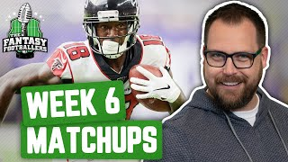 Fantasy Football 2019 - Week 6 Matchups + In-or-Out, Oh Yeahhhhhhhhh! - Ep. #794