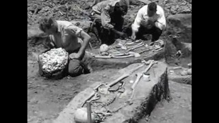 The Excavation of the Moundsville, Alabama - Mississippian Culture Archaeological Site