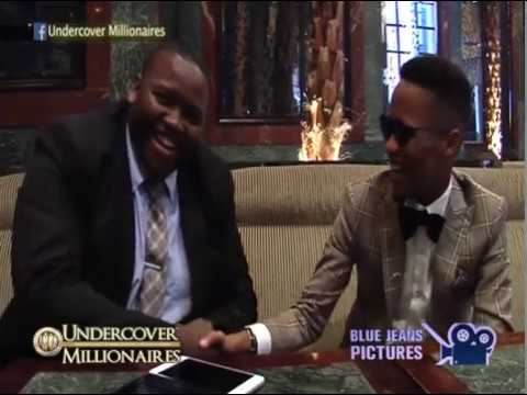 Undercover Millionaires Capetown Seminar