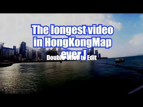 【Hong Kong Walk Tour】Hong Kong Island Victoria Harbor-front
