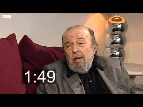 Five Minutes With: Sir Peter Hall