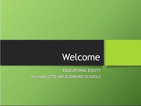 Educational Equity and the Faith Community