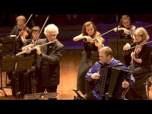 Tanguissimo - partie 2 - Le tango et Piazzolla à l'honneur - LIVE 4K