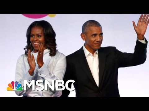 Michelle Obama Unplugged In New Book 'Becoming' | Craig Melvin | MSNBC