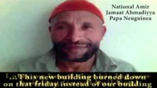 Papua New Guinea - Anti-Ahmadiyya VS ALLAH