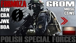 Polish Special Forces with Instructor Zero | FORMOZA | GROM | ICTS