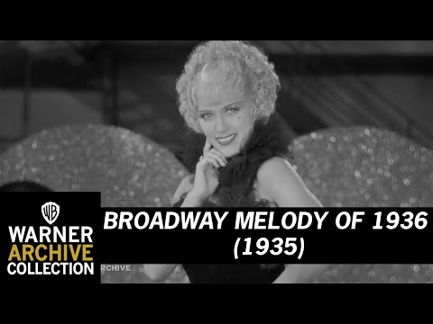 Broadway Melody of 1936 – You Are My Lucky Star