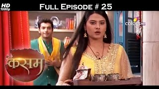 Kasam - 8th April 2016 - Full Episode (HD)