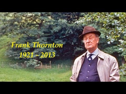 Frank Thornton  A Special Tribute