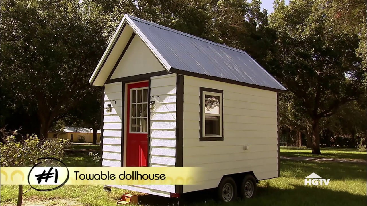 A Tiny House To Challenge The Biggest Storms Tiny House