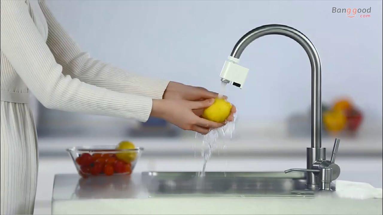 video Xiaomi Zajia Automatic Infrared Induction Water Saving Device