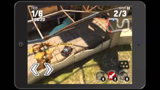 caRRage геймплей (gameplay) HD качество