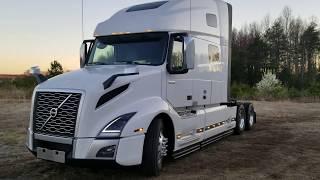 Download 2019 Volvo VNL 760 Semi Truck Full Walkaround Exterior and Interior Mp3 and Videos