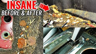 Complete Disaster Car Detailing A FILTHY GMC Terrain - Deep Cleaning Transformation