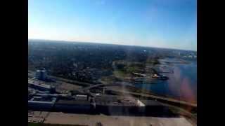 Вылет из Копенгагена McDonnell-Douglas MD-81