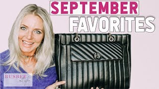 September Favorites 2018