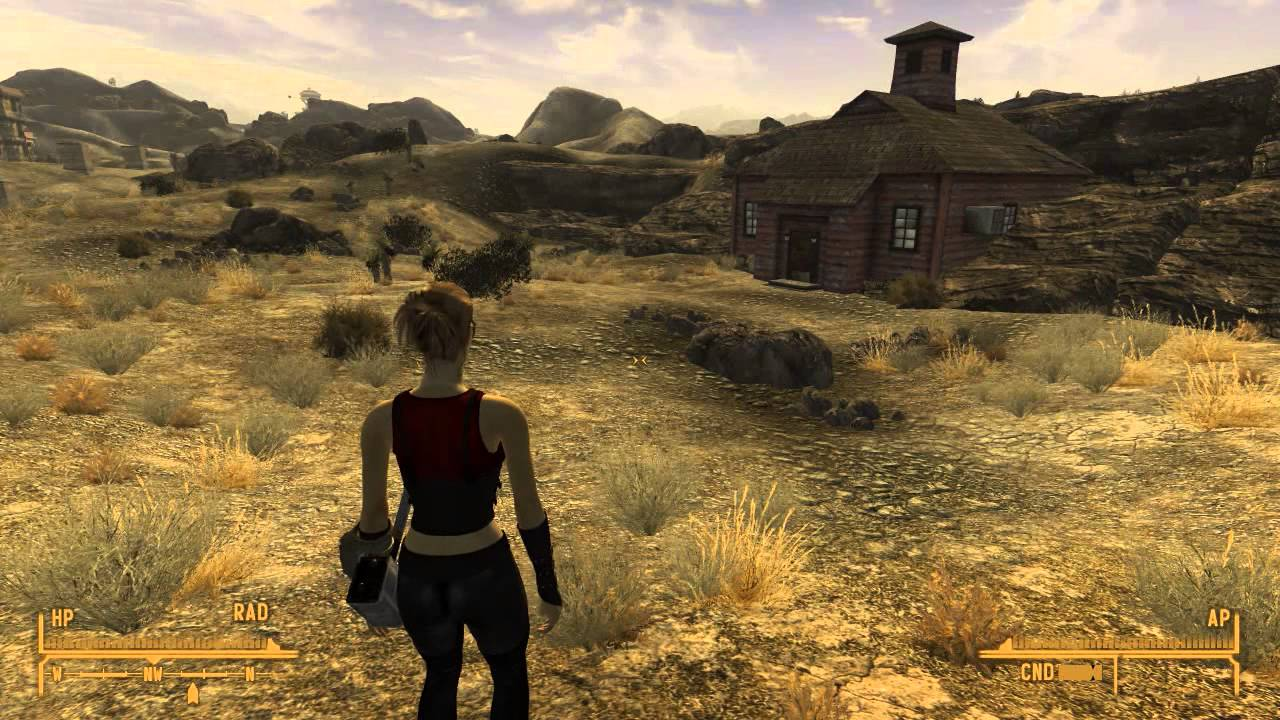 Factions Reloaded Followers of the Apocalypse in Fallout New Vegas