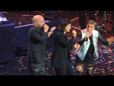 Sorrido già - Elisa, Emma&Giuliano Sangiorgi @ Arena di Verona - 12.09.17