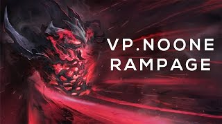 VP.NOONE SHADOW FIEND DOUBLE RAMPAGE | BOSTON MAJOR
