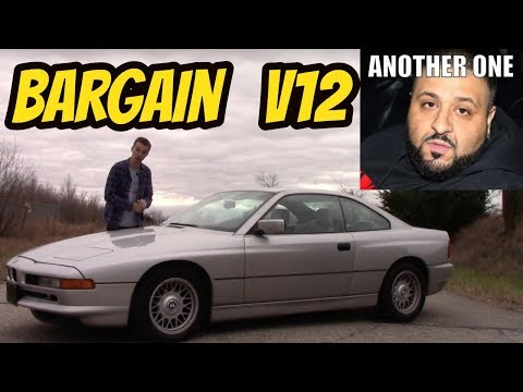 I Bought the Cheapest BMW 850i on Autotrader