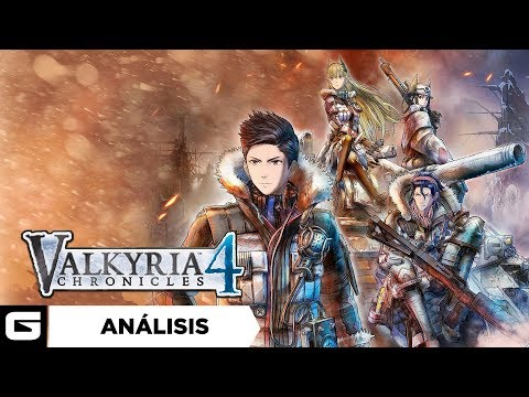 Valkyria Chronicles 4 - Análisis review