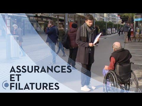 Des détectives chassent les fraudeurs d'assurance