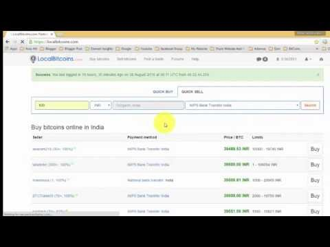 How To Withdroaw Bitcoin To Bank Account Part (1)