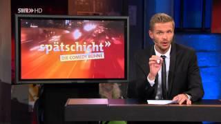 """Florian Schroeder: """"Wir sind alle Flüchtlinge"""""""