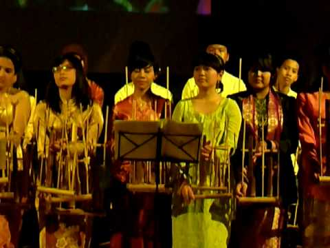 Manuk Dadali / Bamboo Version